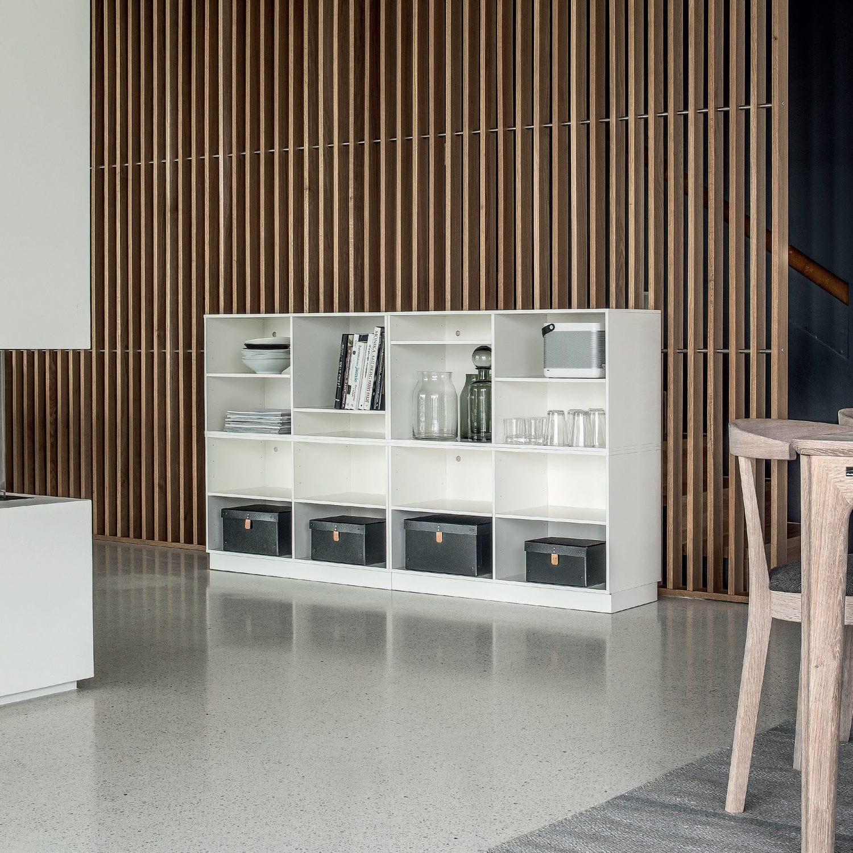 Full Size of Modulregal Norra 622 Skovby Modern Lackiertes Holz Wohnzimmer Combine Modulregal