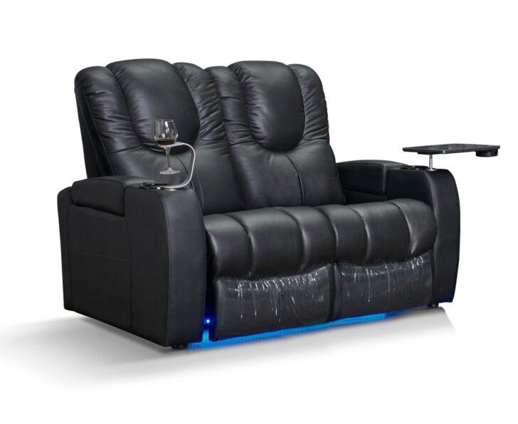Medium Size of Kinosessel 2er Microfaser Cinema Sessel Sofa Grau Wohnzimmer Kinosessel 2er Microfaser