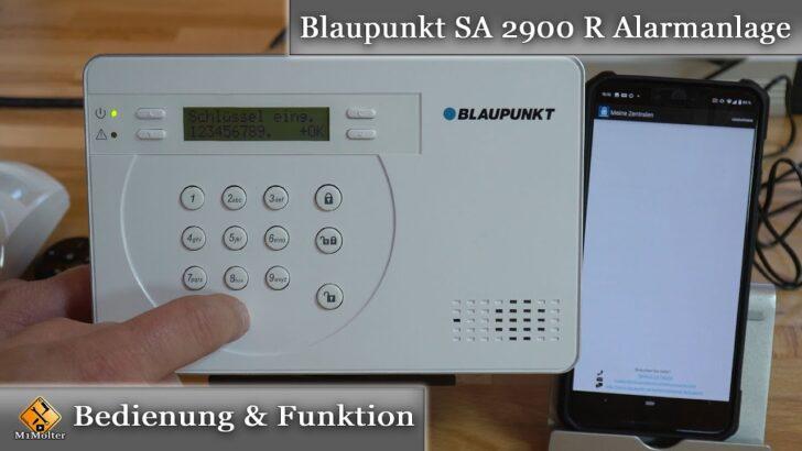 Medium Size of Protron W20 App Bedienungsanleitung Smart Home Alarmanlage Proton Blaupunkt Sa 2900 R Funk Installieren Wohnzimmer Protron W20
