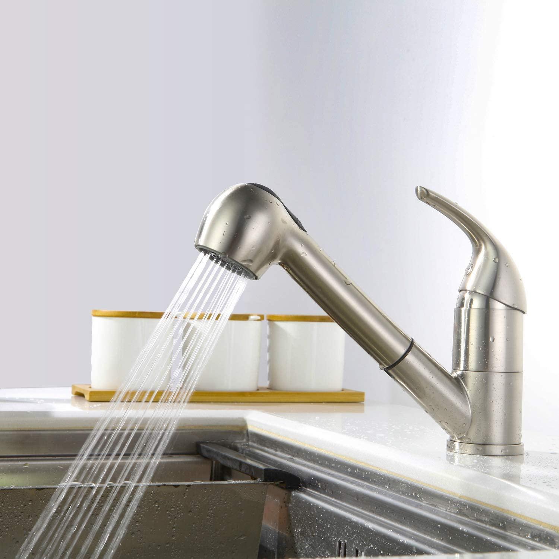 Full Size of Ausziehbarer Wasserhahn Undicht Tropft Für Küche Wandanschluss Bad Esstisch Wohnzimmer Ausziehbarer Wasserhahn Undicht