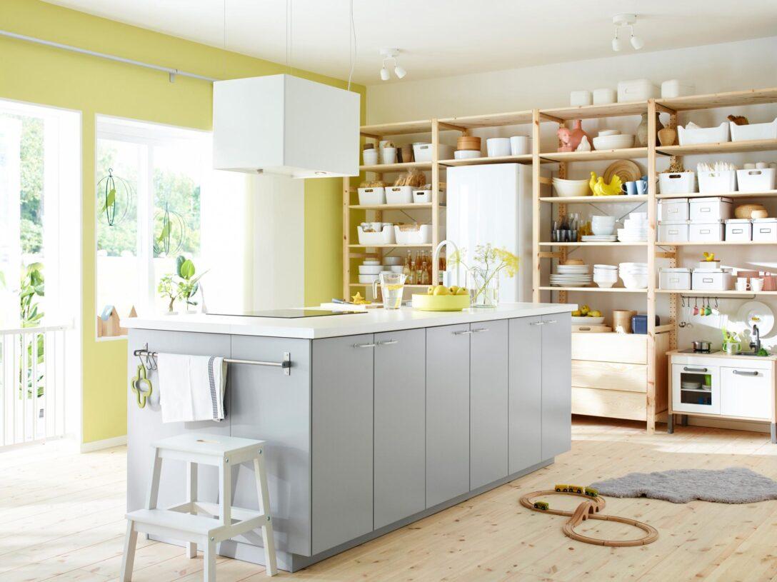 Large Size of Regalsystem Statt Kchenschrank Ikea Betten Bei Küche Kosten Sofa Mit Schlaffunktion Modulküche Kaufen Miniküche 160x200 Wohnzimmer Kücheninseln Ikea