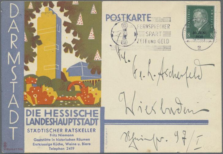 Medium Size of Küche Gebraucht Hessen Stamp Auction Ansichtskarten Sale 44 Germany Ausstellungsküche Wandtattoos Vorhang Industriedesign Aufbewahrungssystem Obi Wohnzimmer Küche Gebraucht Hessen