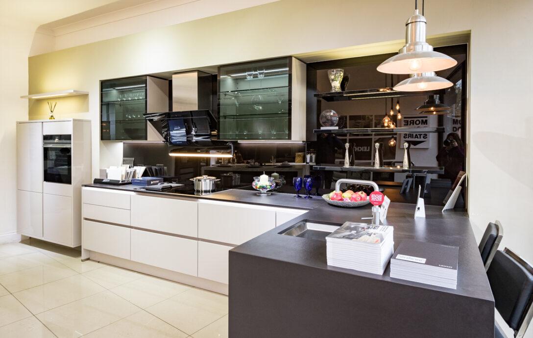 Large Size of Nobilia Sand Edisplay Handleless Kitchen Richmond Kitchens Küche Ottoversand Betten Einbauküche Wohnzimmer Nobilia Sand