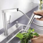 Ausziehbarer Wasserhahn Tropft Undicht Was Man Tun Kann Küche Wandanschluss Bad Esstisch Für Wohnzimmer Ausziehbarer Wasserhahn Undicht