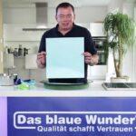 Fensterputztuch Test Das Blaue Wunder Classic Wundertuch Fr Fenster Und Betten Sicherheitsfolie Drutex Bewässerungssysteme Garten Dusch Wc Wohnzimmer Fensterputztuch Test