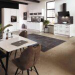 Nobilia Alba Kchen De Hausdesign Küche Einbauküche Wohnzimmer Nobilia Alba
