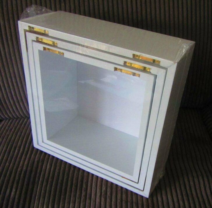 Medium Size of Cube Regal Weiß Hochglanz 3er Set Wand Hnge Regale Holz Wei 30 27 24 Cm In Auf Rollen Industrie Kinderzimmer Kiefer Weiße Weißes Sofa Grau Einbauküche Wohnzimmer Cube Regal Weiß Hochglanz