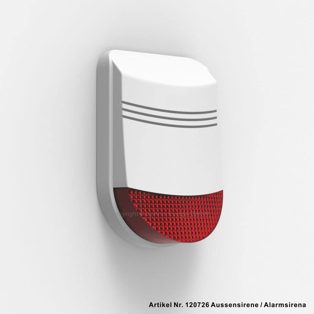 Full Size of Protron W20 Bedienungsanleitung Smart Home App Alarmanlage Proton Aussensirene Alarmsirene Signalgeber Fr Wohnzimmer Protron W20