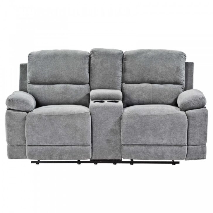 Medium Size of Kinosessel Fernsehsessel Zweisitzer Relaxsessel Kunstleder Grau 2er Sofa Microfaser Wohnzimmer Kinosessel 2er Microfaser