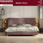Schlaraffia Buddy Holly Eiche Bocubic Boxspringbett 180x220 Cm Bett Wohnzimmer Komplettbett 180x220
