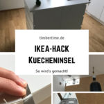 Kücheninseln Ikea Wohnzimmer Diy Kcheninsel Selber Bauen Ikea Hack Kche Mit Insel Betten Bei 160x200 Sofa Schlaffunktion Küche Kosten Miniküche Modulküche Kaufen