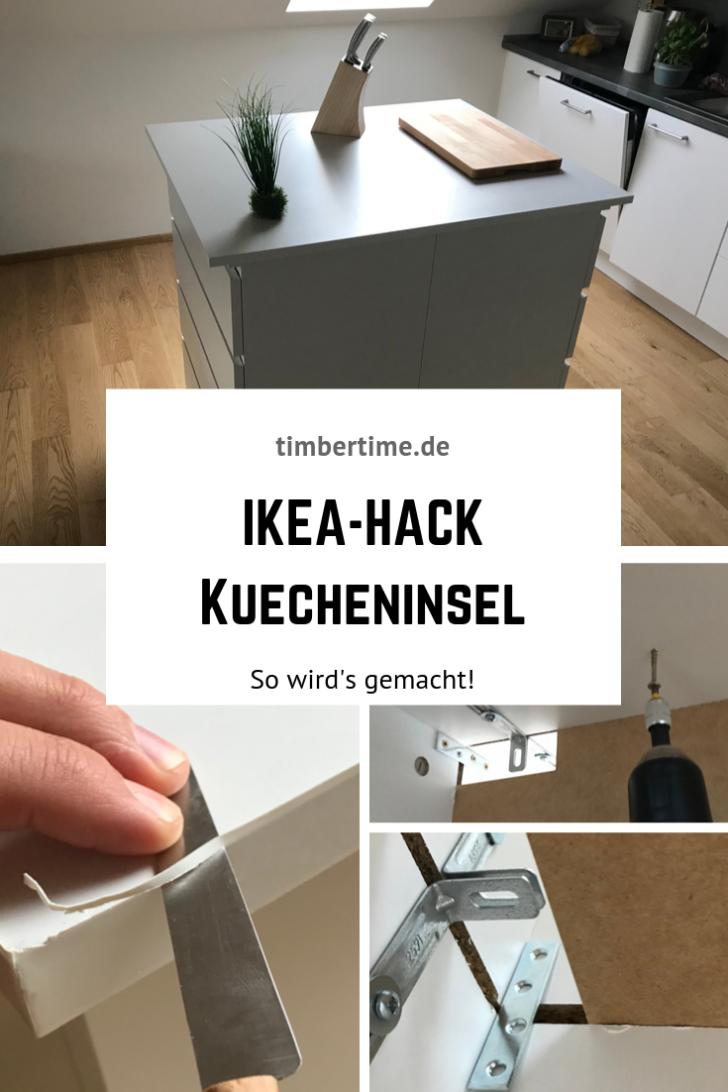 Medium Size of Diy Kcheninsel Selber Bauen Ikea Hack Kche Mit Insel Betten Bei 160x200 Sofa Schlaffunktion Küche Kosten Miniküche Modulküche Kaufen Wohnzimmer Kücheninseln Ikea