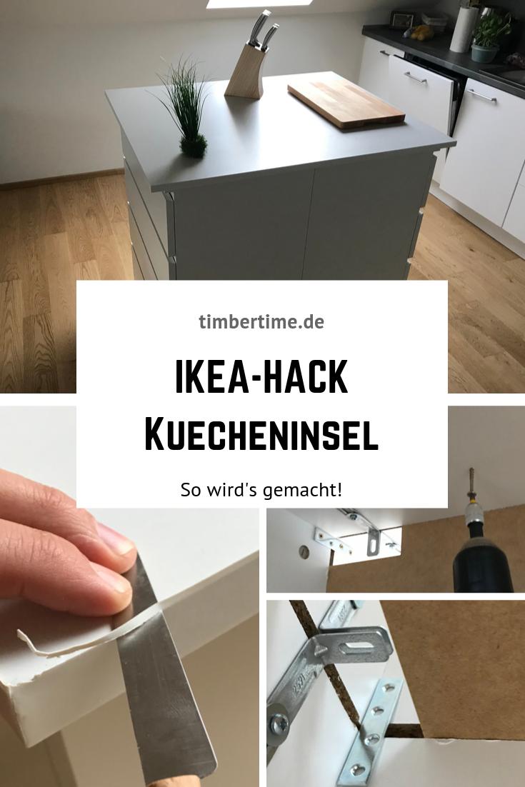 Full Size of Diy Kcheninsel Selber Bauen Ikea Hack Kche Mit Insel Betten Bei 160x200 Sofa Schlaffunktion Küche Kosten Miniküche Modulküche Kaufen Wohnzimmer Kücheninseln Ikea
