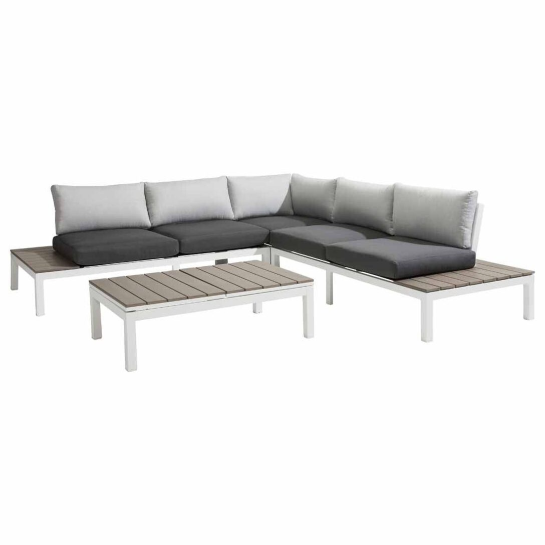 Large Size of Outliv Odense Hamilton Loungeecke 4 Teilig Aluminium Polywood Lounge Wohnzimmer Outliv Odense