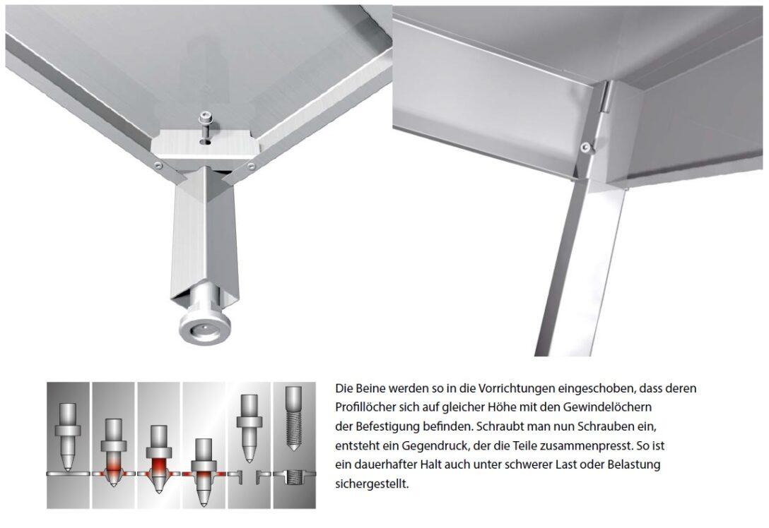 Full Size of Beeketal Gastro Tisch Zerlegetisch Edelstahltisch Arbeitstisch Wohnzimmer Beeketal Zerlegetisch