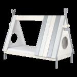 Bett 90x200 Kinder Mbilia Kinderbett In Zeltform Grau Wei Ca Cm Spielbett Jugendstil Antike Betten 200x220 Mit Aufbewahrung Massiv Günstig Kaufen Weißes Wohnzimmer Bett 90x200 Kinder