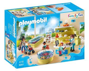 Playmobil Kinderzimmer Junge 6556 Wohnzimmer Playmobil Kinderzimmer Junge 6556 Aquarium Shop 9061 Regal Sofa Weiß Regale