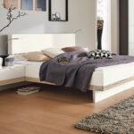 Musterring Saphira Bett Schlafzimmer Kommode Schrank 200x200 Kieselgrau Kleiderschrank Hochwertige Betten Esstisch Wohnzimmer Musterring Saphira