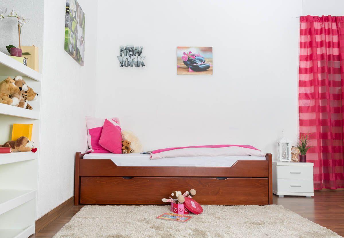 Full Size of Einzelbett Mit Unterbett Bett Küche Geräten Kleiderschrank Regal Fenster Eingebauten Rolladen Bettkasten 160x200 Tresen Schubladen Weiß 180x200 Kaufen Wohnzimmer Einzelbett Mit Unterbett