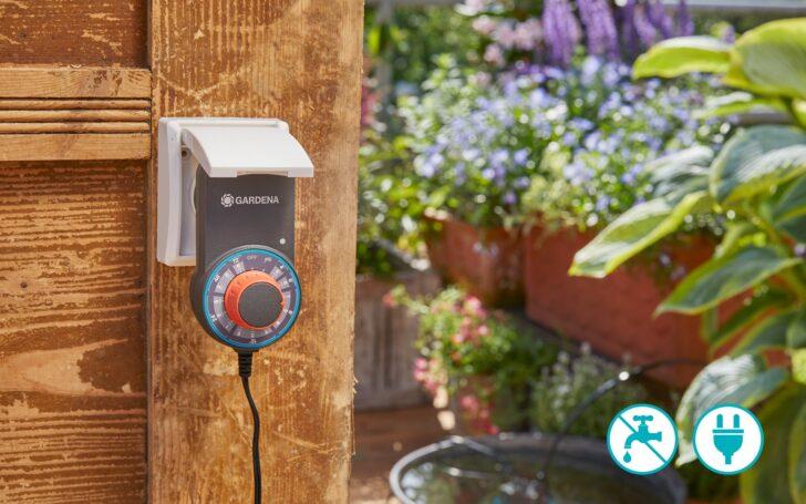 Gardena Urlaubsbewsserung Bewässerung Garten Bewässerungssysteme Automatisch Bewässerungssystem Test Wohnzimmer Bewässerung Balkon