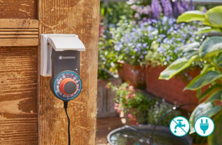 Bewässerung Balkon Wohnzimmer Gardena Urlaubsbewsserung Bewässerung Garten Bewässerungssysteme Automatisch Bewässerungssystem Test
