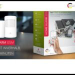 Protron W20 App Bedienungsanleitung Smart Home Alarmanlage Proton Taphome Alarm Gsm Installation Und Erste Schritte Youtube Wohnzimmer Protron W20