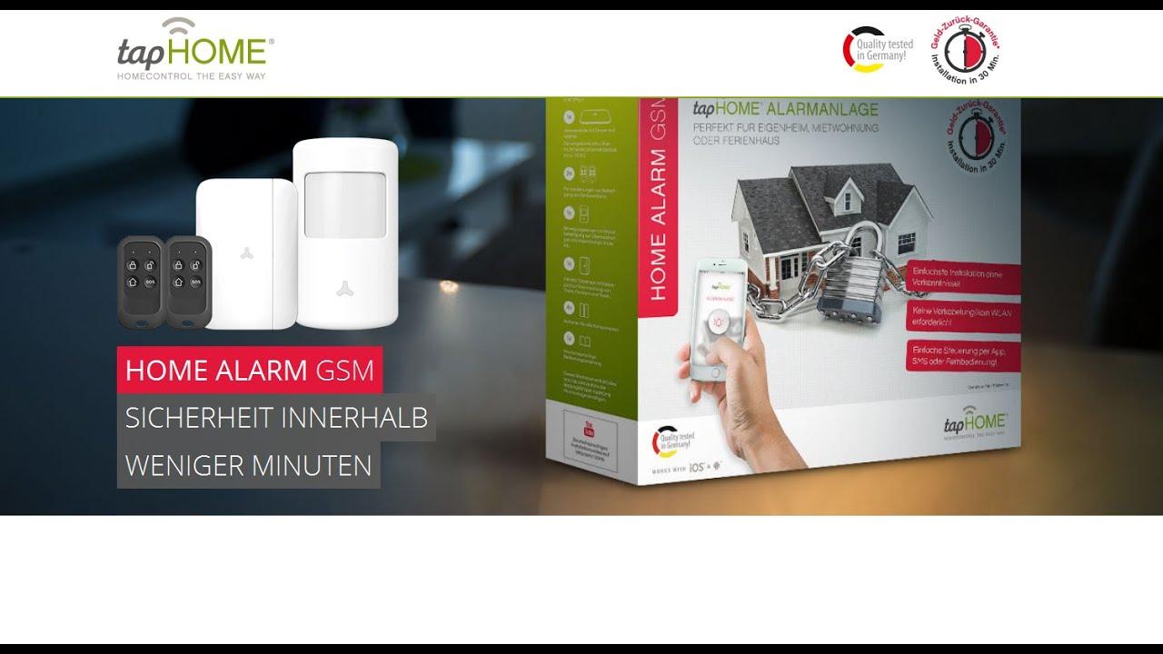 Full Size of Protron W20 App Bedienungsanleitung Smart Home Alarmanlage Proton Taphome Alarm Gsm Installation Und Erste Schritte Youtube Wohnzimmer Protron W20