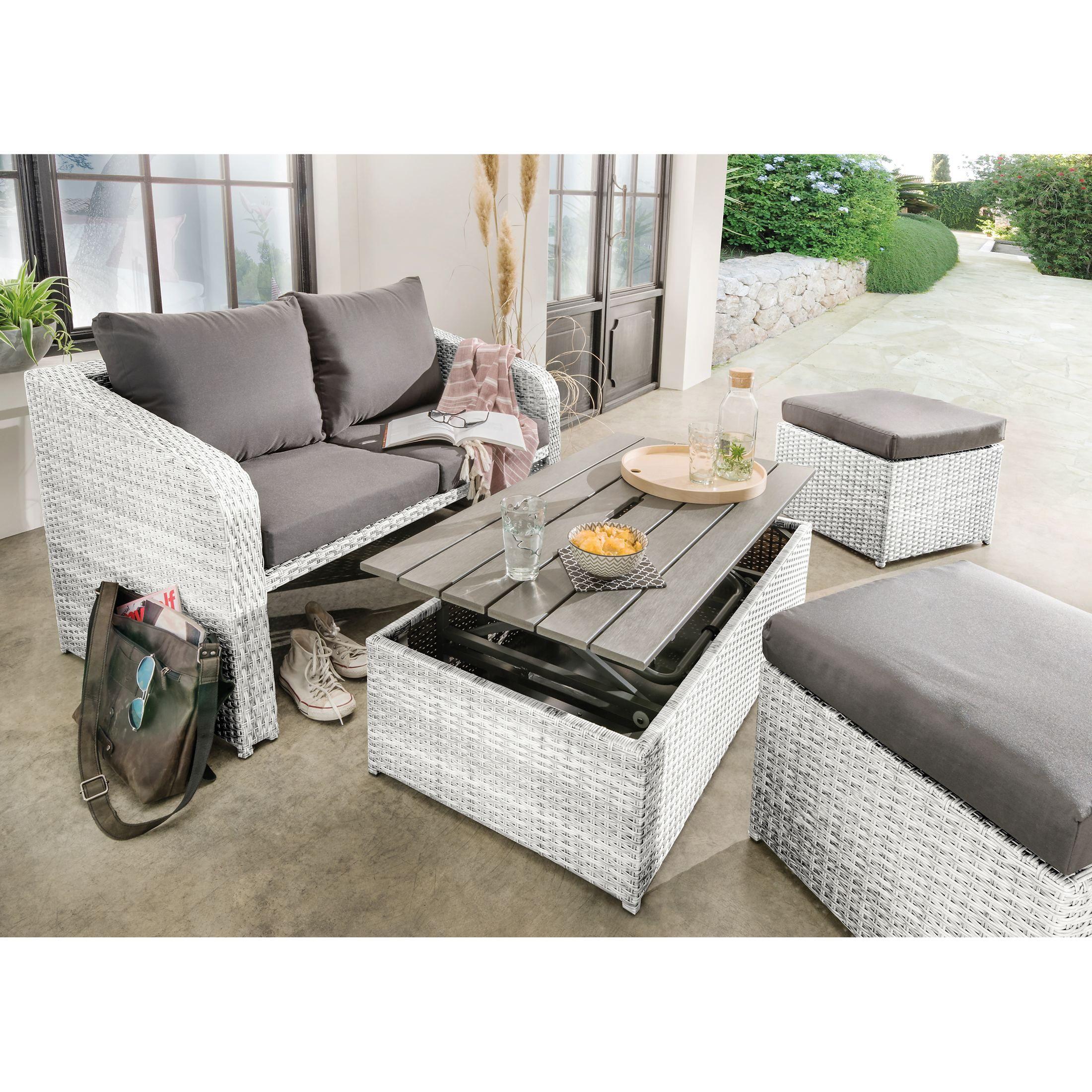 Full Size of Outliv Odense Das Weisse Lounge Set Ist Perfekt Fr Kleine Balkone Wohnzimmer Outliv Odense