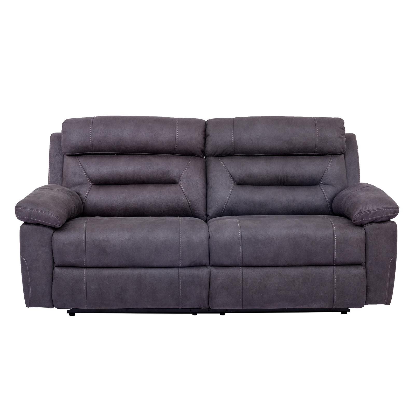 Full Size of Kinosessel 2er Microfaser Sofa Elektrisch Set 2 Sofas Mit Sessel Relaxfunktion Online Bei Grau Wohnzimmer Kinosessel 2er Microfaser