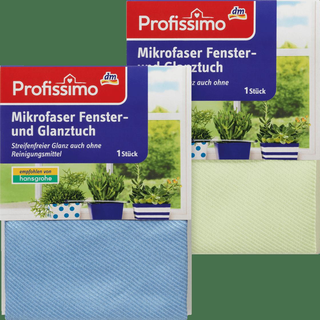 Full Size of Profissimo Fenster Glanztuch Mikrofaser Bewässerungssysteme Garten Test Sicherheitsfolie Dusch Wc Betten Drutex Wohnzimmer Fensterputztuch Test
