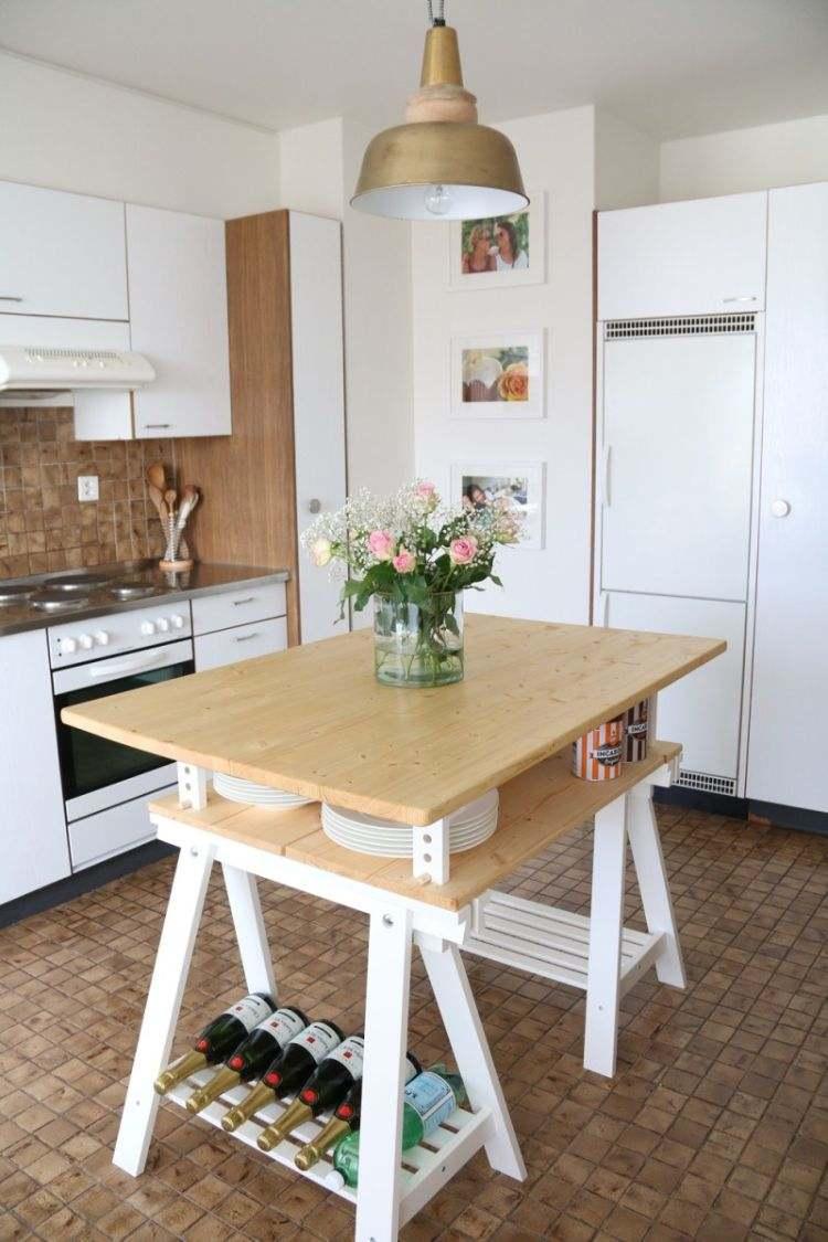 Full Size of Kücheninseln Ikea Praktische Ideen Zum Selbermachen Einer Kcheninsel Aus Mbeln Küche Kosten Miniküche Betten Bei Kaufen Modulküche Sofa Mit Schlaffunktion Wohnzimmer Kücheninseln Ikea