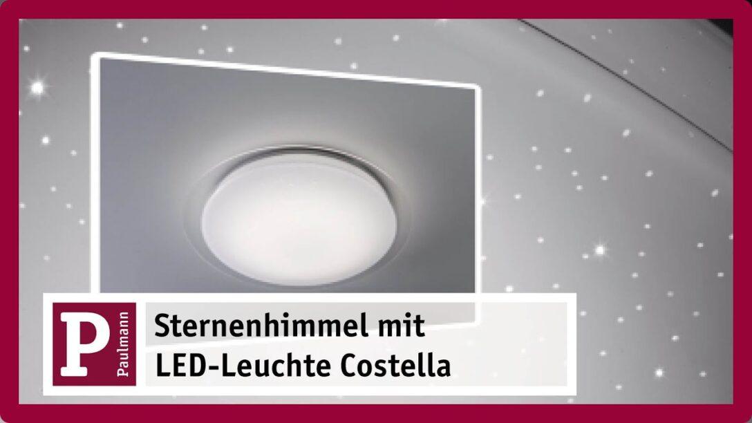 Large Size of Starsleep Sternenhimmel Led Deckenleuchte Costella Mit Youtube Wohnzimmer Starsleep Sternenhimmel