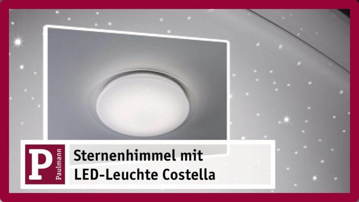Medium Size of Starsleep Sternenhimmel Led Deckenleuchte Costella Mit Youtube Wohnzimmer Starsleep Sternenhimmel