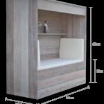 Loungemobel Balkon Holz Caseconradcom Wohnzimmer Outliv Odense