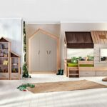 Hausbett Foresters Hut 100x200 Online Kaufen Furnart Bett Weiß Betten Wohnzimmer Hausbett 100x200