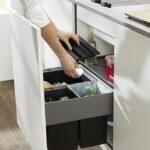 Thumbnail Size of Abfalleimer Zur Mlltrennung In Der Kche Blanco Müllsystem Küche Wohnzimmer Häcker Müllsystem