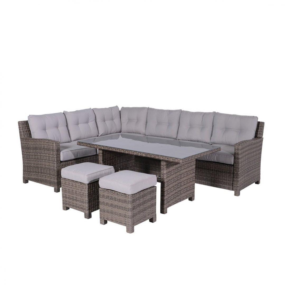 Full Size of Stern Jubi Loungeecke 5 Teilig Geflecht Lounge Set Garten 7 Teilig Mit Wohnzimmer Stern Jubi Loungeecke 5 Teilig Geflecht