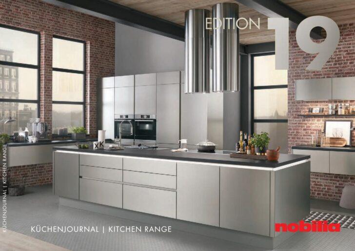 Medium Size of Nobilia Preisliste Kchenkatalog 2019 By Perspektive Werbeagentur Einbauküche Küche Wohnzimmer Nobilia Preisliste
