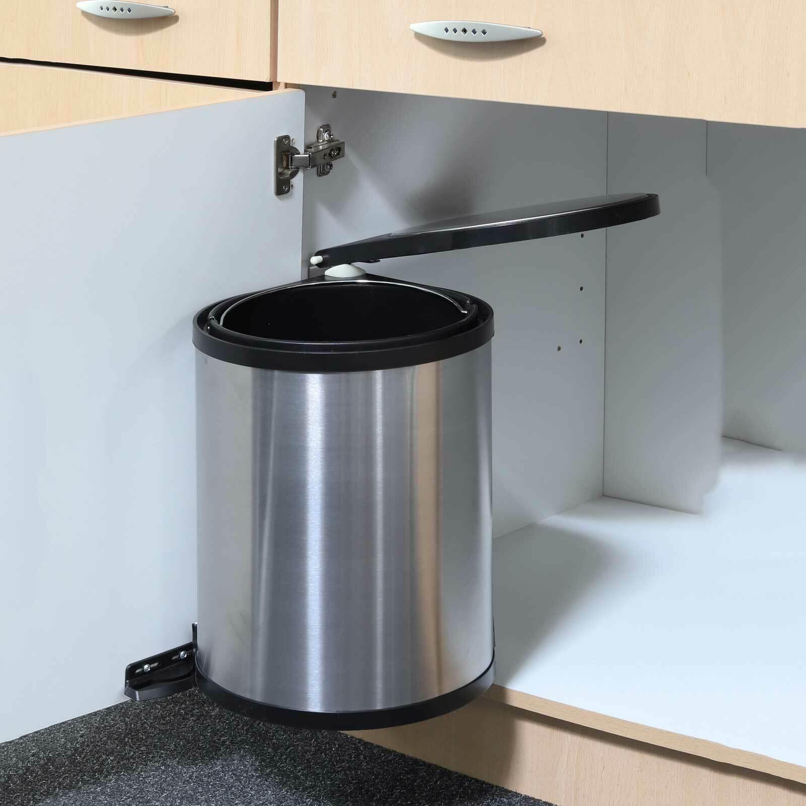 Full Size of Häcker Müllsystem Abfalleimer Auszug Kche Musbacher Esstisch Mit Roma 160 Küche Wohnzimmer Häcker Müllsystem