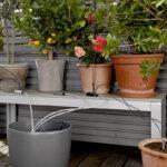Bewässerung Balkon Wohnzimmer Bewässerung Balkon Bewässerungssystem Garten Bewässerungssysteme Test Automatisch