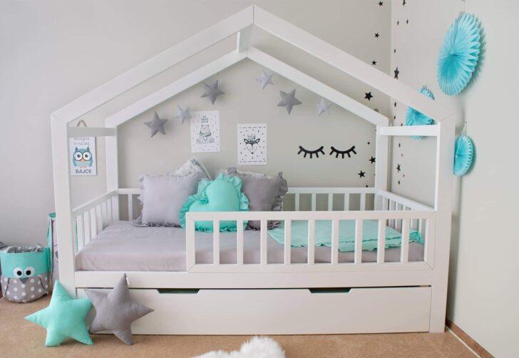 Medium Size of Hausbett 100x200 Mit Bettkasten Selber Bauen Vitalispa Unterbett 90x200 Bett Weiß Betten Wohnzimmer Hausbett 100x200