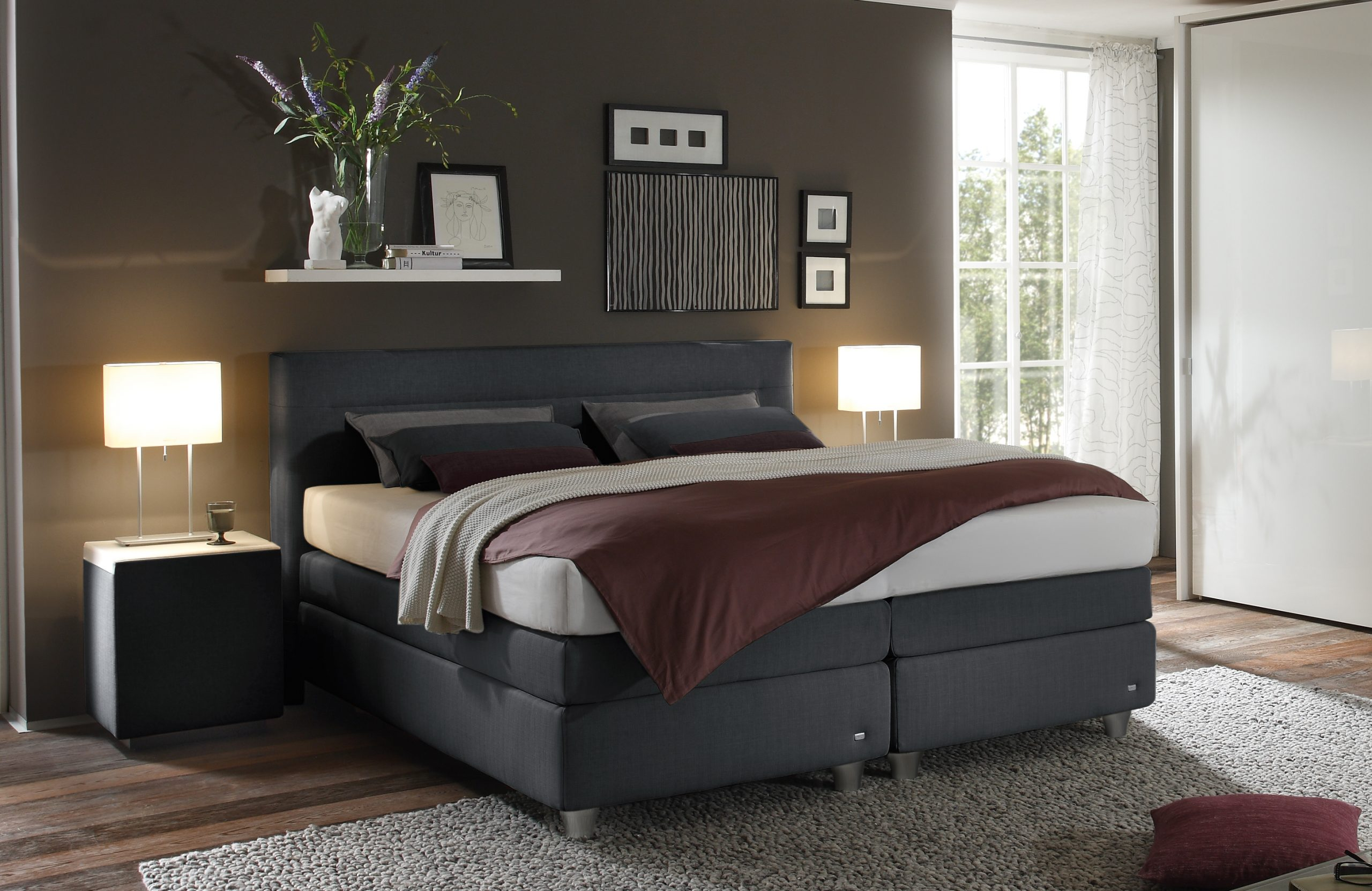 Full Size of Ruf Boxspringbett Milano Qlx Test Betten Boxspring Exclusiv Mit Motor Fabrikverkauf Rastatt Composium Schlafzimmer Set Bett Preise Wohnzimmer Ruf Milano Boxspringbett