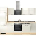 Nobilia Alba Einbauküche Küche Wohnzimmer Nobilia Alba