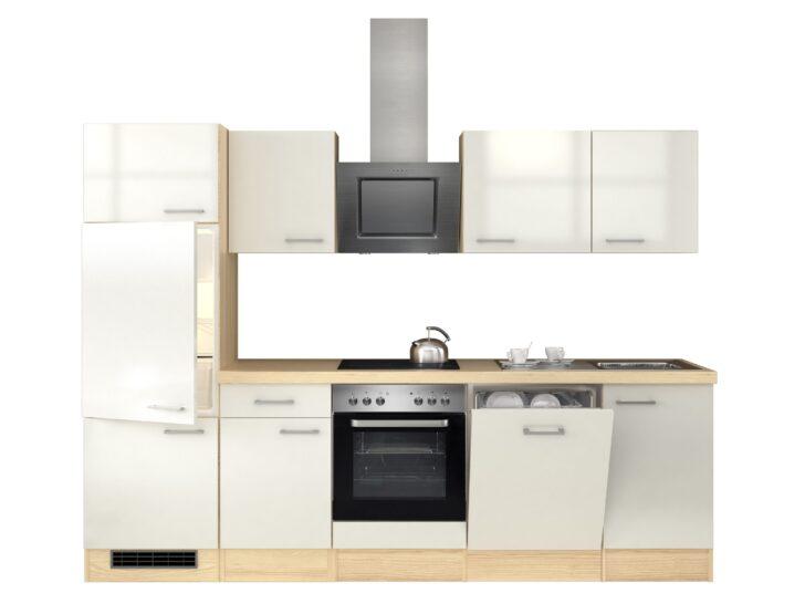 Medium Size of Nobilia Alba Einbauküche Küche Wohnzimmer Nobilia Alba
