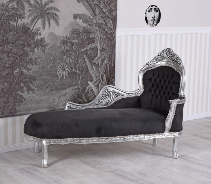 Medium Size of Recamiere Barock Diplomatie Boudoir Rot Chaiselongue Silber Schwarz Chaiselounge Massivholz Kanapee Bett Sofa Mit Wohnzimmer Recamiere Barock