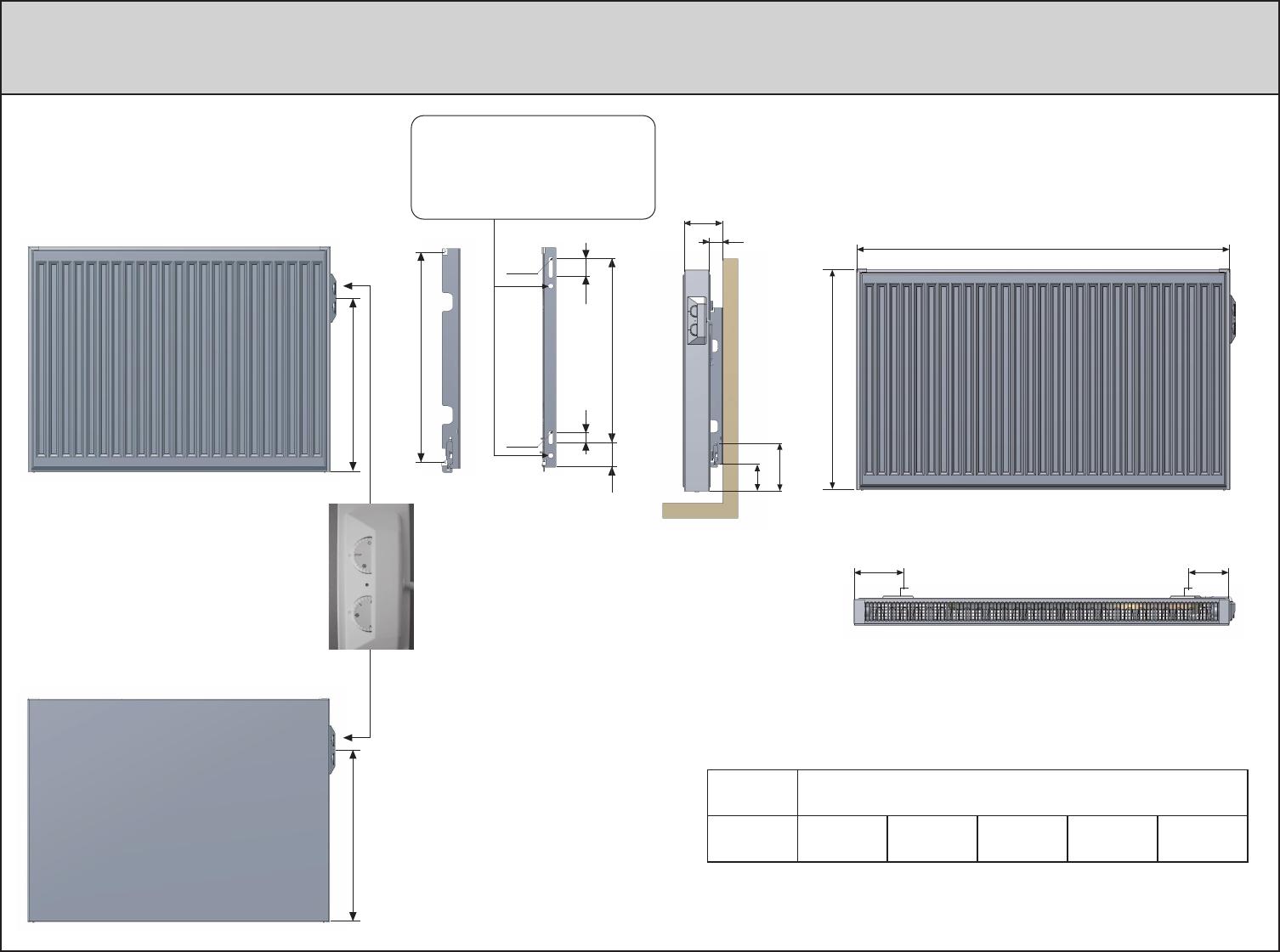 Full Size of Vasco Heizkörper Bedienungsanleitung E Panel Seite 1 Von 3 Deutsch Bad Für Elektroheizkörper Wohnzimmer Badezimmer Wohnzimmer Vasco Heizkörper