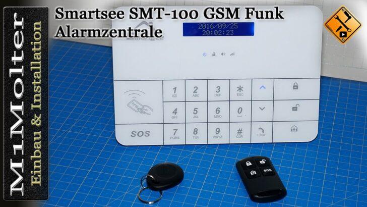 Medium Size of Protron W20 Bedienungsanleitung Smart Home App Alarmanlage Proton Installation Alarmzentrale Smartsee Smt 100 Gsm Funk Teil 2 Von Wohnzimmer Protron W20