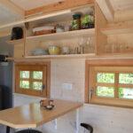 Spielhaus Ausstellungsstück Tiny House Gebraucht Holzbau Pletz Bett Garten Holz Kunststoff Küche Kinderspielhaus Wohnzimmer Spielhaus Ausstellungsstück