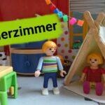 Playmobil Kinderzimmer Junge 6556 Wohnzimmer Playmobil Kinderzimmer Junge 6556 Pimp My Familie Becker Youtube Regal Sofa Weiß Regale