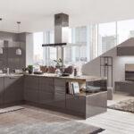 Küche Nobilia Einbauküche Wohnzimmer Nobilia Alba